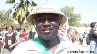 Bauer Joao Sanha aus Guinea-Bissau (Foto: Renate Krieger)