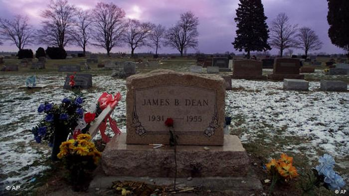 Flash-Galerie James Dean