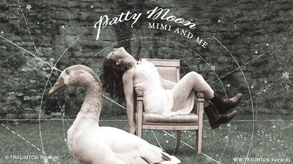 CD-Cover Patty Moon Mimi and Me (Quelle : TRAUMTON Records)