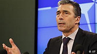 NATO Secretary-General Anders Fogh Rasmussen