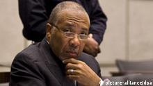 Charles Taylor Liberia Diktator Prozess Niederlande