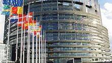 Europäisches Paralament in Strassburg
