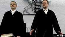Prozess gegen den Vater des Amokläufers von Winnenden