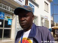 Moustapha Diouf engagiert sich gegen illegale Migration (Bild: Renate Krieger)
