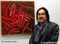 عظیم بردی گوکی میگوید، برای فروش آثارش را خلق نمیکند