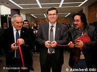 افتتاحیه نمایشگاه عظیم بردی گوکی در