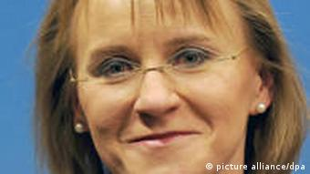 Sigrid Evelyn Nikutta, head of Berlin's local transportation network,