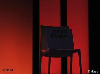 صندلی خالی جعفر پناهی در برلیناله ۲۰۱۱