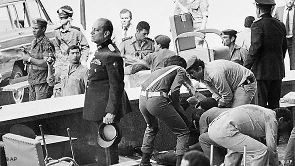 Flash-Galerie Ende Hosni Mubarak Anschlag auf Sadat