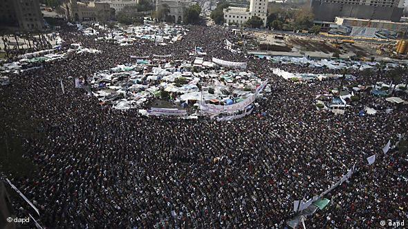 Tahrir Square, protests