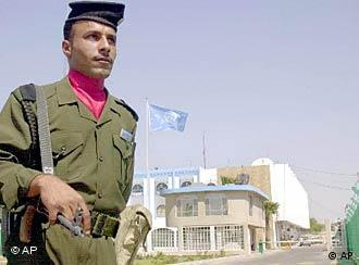 U.N. headquarters in Bagdad: Can it expect more peacekeepers and weapons inspectors?