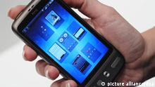 Android-Handy - HTC Desire Smartphone