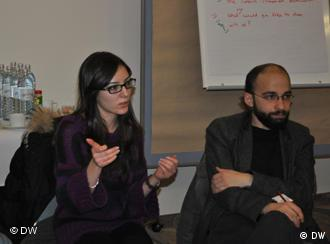 Discussion between Armenian and Turkish students in Berlin