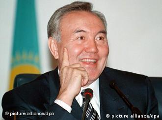 نورسلطان نظربایف، رئیسجمهور قزاقستان