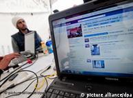 Facebook na Tunísia