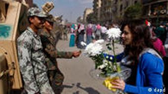 هل تشق المرأة المصرية طريقها إلى قصر العروبة ؟