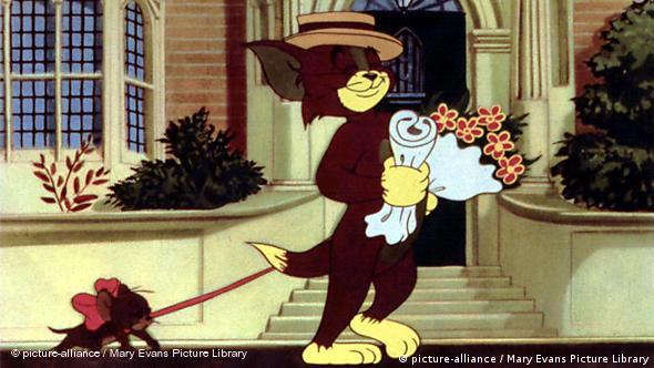 USA Film Zeichentrickfilm Tom and Jerry