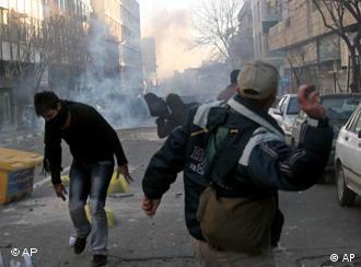 تظاهرات اعتراضی در ۲۵ بهمن
