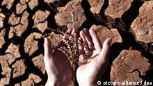 China Dürre