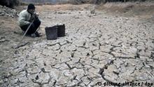 China Dürre Shandong