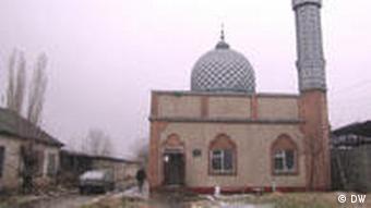 Мечеть в селе Новопокровка