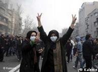 ۲۵ بهمن شروع دوباره اعتراضات خیابانی در ایران بود