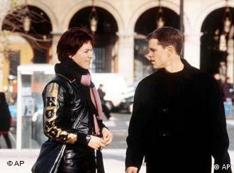 Franka Potente e Matt Damon protagonizam A Identidade Bourne