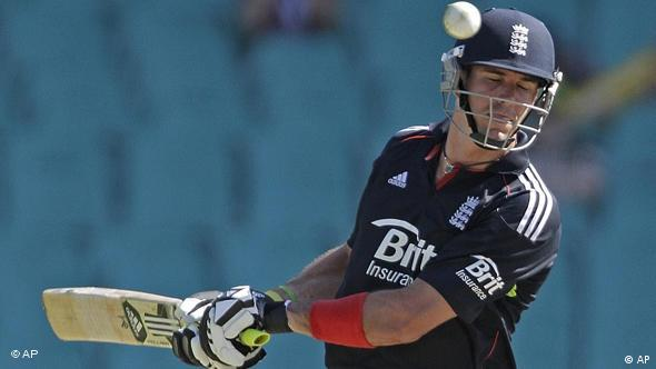 Flash-Galerie Cricket Kevin Pietersen England
