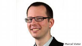 مارسل ویوتور، کارشناس در مؤسسه سیاست خارجی آلمان