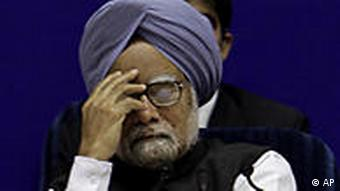 A series of corruption scandals has marred Indian Prime Minister Manmohan Singh's government