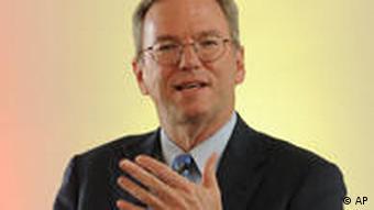 Google-Chef Eric Schmidt (Foto: dapd)