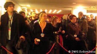 Берлинцы надеются приобрести билет на фильм Ходорковский
