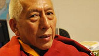 Samdhong Rinpoche was on election campaign in Germany this month