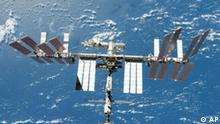 ISS Internationale Raumstation