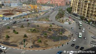 Tahrir-Platz in Kairo (Foto: picture-alliance)