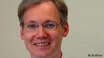 Michael Brähler, Chef des Unternehmens (Foto: Brähler)