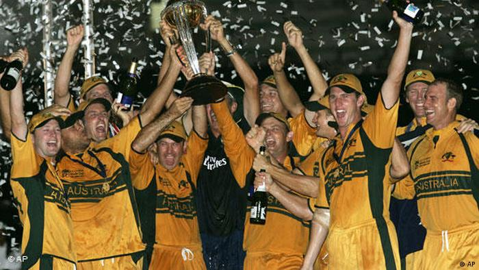 Flash-Galerie Cricket WM 2011 Australien (AP)