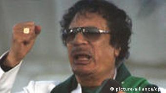 defiant gadhafi