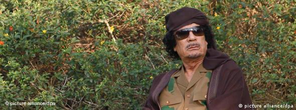 NO FLASH AU-Gipfel - Muammar al-Gaddafi