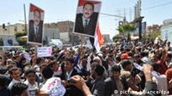 Jemen Proteste