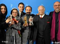 »جدایی نادر از سیمین»، برندهی بزرگ برلیناله ۲۰۱۱