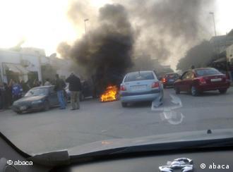اعتراض ها در لیبی به آشوب انجامیده است