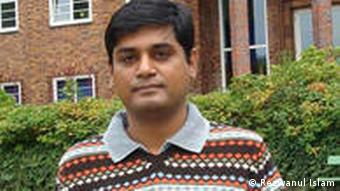 Rezwanul Islam Blog Blogger BOBs DW Bangladesch