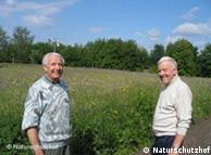 ہائنز مائی باؤم اور ہائنز ٹُفرز نے پچیس سال پہلے قدرتی ماحول کے تحفظ کا مرکز قائم کیا تھاجسے ہر سال ہزاروں افراد دیکھنے کے لیے جاتے ہیں