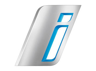 The BMW i logo