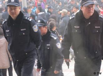 Flash Galerie Chinesische Netizen starten Jasminerevolution in China