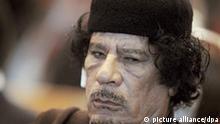 Libyen Unruhen Gaddafi Tripolis Protest Demonstration