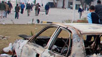 Unruhen in Libyen Dossierbild 1