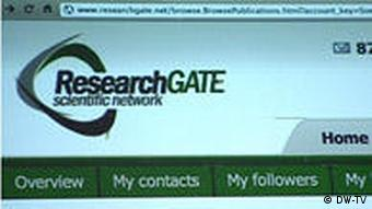 22.02.2011 DW-TV Wirtschaft Made in Germany Researchgate