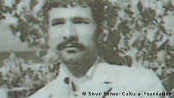 Kurdische Sänger Sivan Perwer Türkei